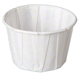 Genpak® Pleated Portion Cup - 2.0 oz.