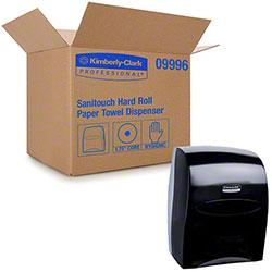 Kimberly-Clark® Sanitouch® HRT Dispenser - Grey