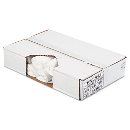Penny Lane Linear Low Density Can Liners 33 x 39 White
