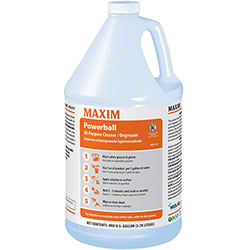 Maxim® Powerball Cleaner/Degreaser - Gal.