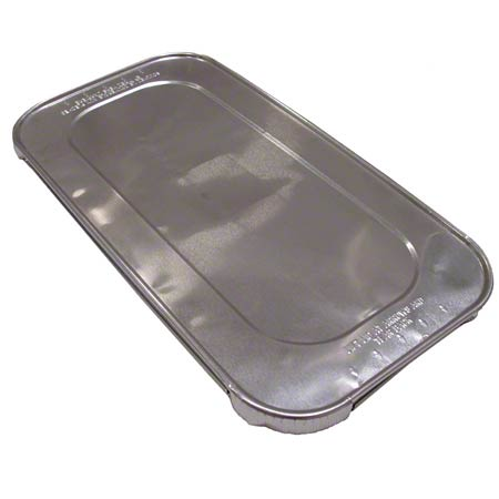 Western Plastics Half Aluminum Steam Table Pan - Lid