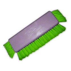"Abco 10"" Floor Scrub Brush - Green"