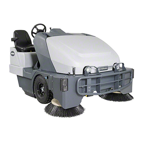 "Advance SW8000™ Rider Sweeper - 77"", Propane"