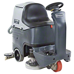 "Advance SC3000™ Compact Rider Scrubber - 26"", 242 AH"