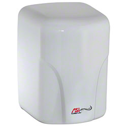 ASI Turbo-Dri® Automatic Hand Dryer - White