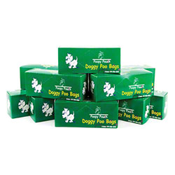 Crown Products Poopy Pouch Universal Pet Waste Bags