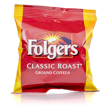 Folgers Regular - 1.5 oz. Packets