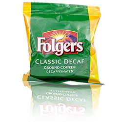 Folgers Decaf - 1.5 oz. Packets