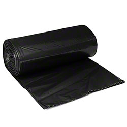 FlexSol Low Density Roll Liner - 33 x 39, 1.3 mil, Black