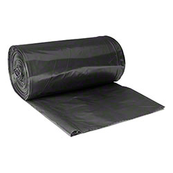 FlexSol Low Density Roll Liner - 33 x 39, 2.0 mil, Black
