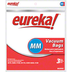 Eureka® MM Bags For 3670 & 3680 Canister Vacuums