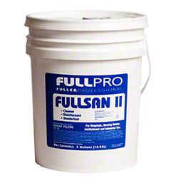 FULLPRO Fullsan II Cleaner/Disinfectant - 5 Gal.