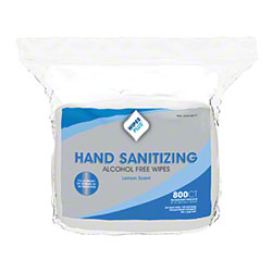 WipesPlus® Sanitizing Alcohol Free Wipes Refill - 800 ct.