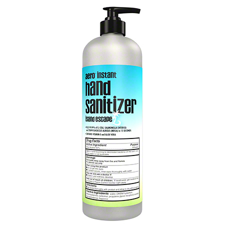 aero® Instant Hand Sanitizer - 16 oz., Island Escape