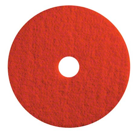 Norton Red Buffer Pad - 20""