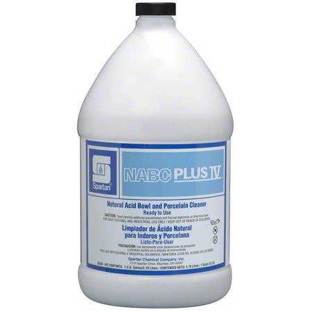 Spartan NABC PLUS IV® Bowl Cleaner - Gal.
