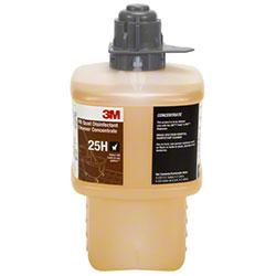 3M™ Twist 'n Fill™ 25H HB Quat Disinfectant - 2 L