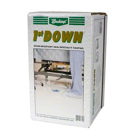 Buckeye® 1st Down® Sealer - 5 Gal. Box