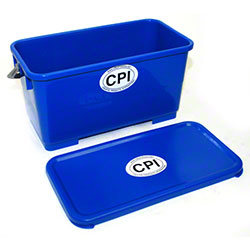 CPI eSeries™ Bucket w/Lid - Blue