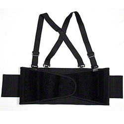 Cordova™ Back Belt w/Breakaway Suspenders