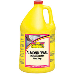 Simoniz® Almond Pearl Pearlescent Lotion Hand Soap - Gal.
