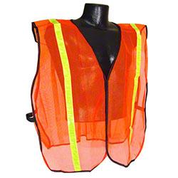 Radwear® SV Orange Mesh Safety Vest - 2X/5X