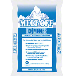CP Industries® Melt-Off Ice Melter® - 50 lb. Bag