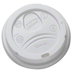 Dixie® Dome Lid For PerfecTouch & Paper Hot Cups