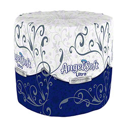 "GP Pro™ Angel Soft® Ultra 2-Ply Tissue - 4.5"" x 4.05"""