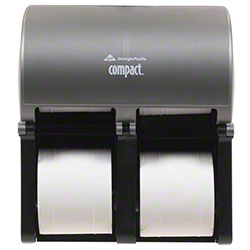 GP Pro™ Compact® Quad Coreless Tissue Dispenser