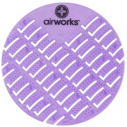 HOSPECO® AirWorks® Urinal Screen - Lavender Meadow