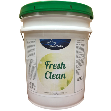 Kleen Tastik Fresh Clean Cleaner & Odor Counteractant-5 Gal.