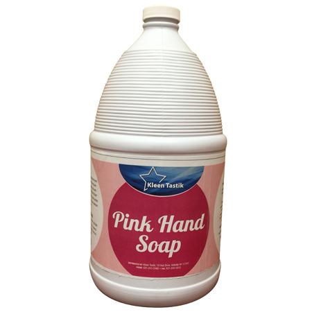 Kleen Tastik Pink Hand Soap - Gal.