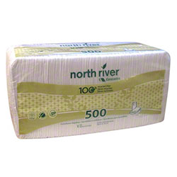Cascades North River® 1/4 Fold Luncheon Napkin