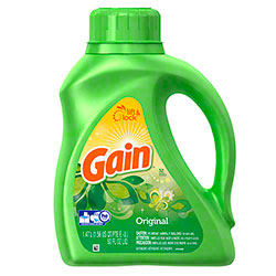 P&G Gain® Liquid 2x Original Laundry Detergent - 50 oz.