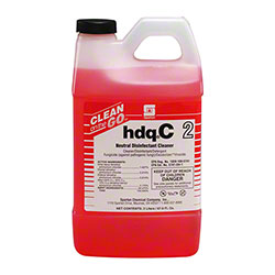 Spartan Clean on the Go® HDQ® C2 Disinfectant - 2 L