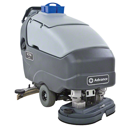 "Advance SC750™ 28C Walk-Behind Scrubber -28"" Cyl, 242 AH"