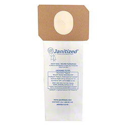 Janitized® 2 Ply Paper Meltblown Vacuum Filter Bag