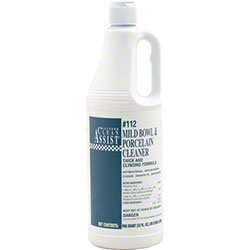 Hillyard Mild Bowl & Porcelain Cleaner - Qt.