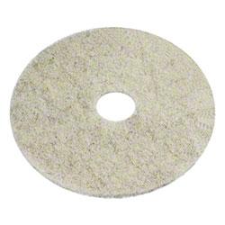 "SSS® Natural Blend UHS Burnishing Floor Pad - 21"""