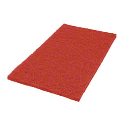 SSS® Red Square Edge Floor Pads