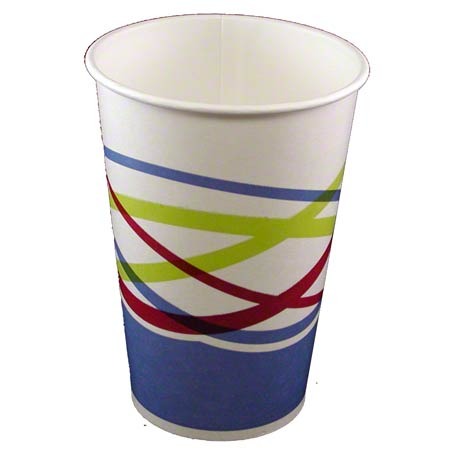 International Paper Cold Cup - 16 oz , Infinity™ | Salamone