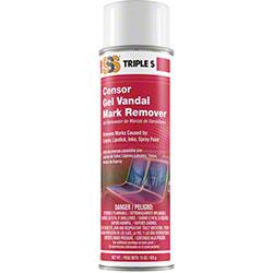 SSS® Censor Gel Vandal Mark Remover - 15 oz.
