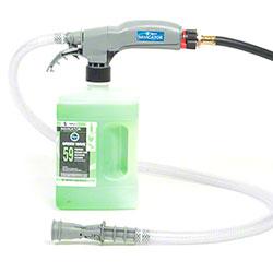 SSS® Navigator DCS Portable Dispenser w/Premium Foamer