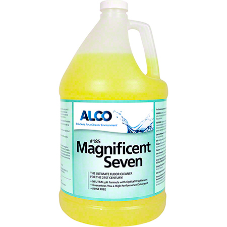 Alco Magnificent Seven Neutral Floor Cleaner - Gal.