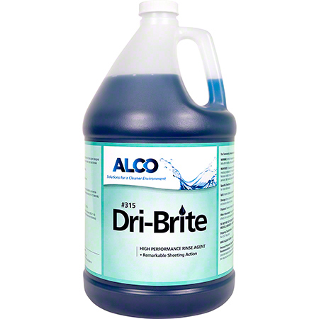 Alco Dri Brite Rinse Additive - Gal.