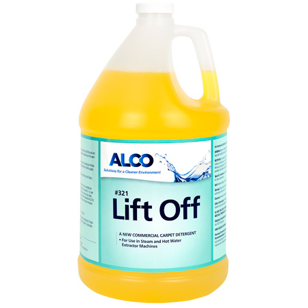 Alco Lift Off Extraction Cleaner - Gal.