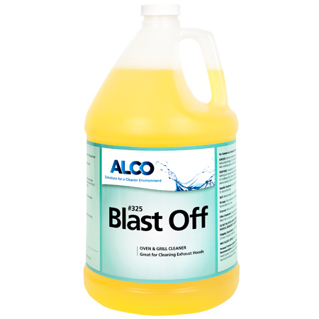 Alco Blast Off Oven & Grill Cleaner - Gal.