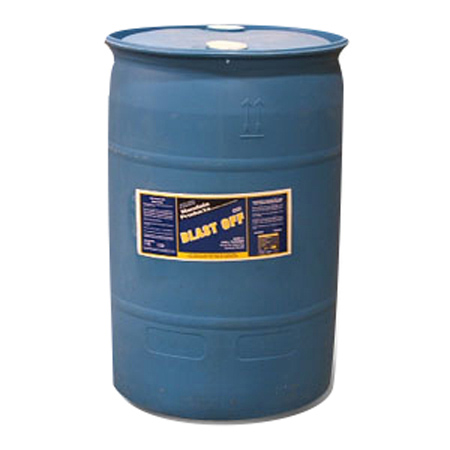 Alco Blast Off Oven & Grill Cleaner - 55 Gal. Drum