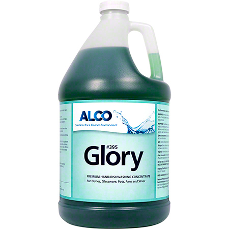 Alco Glory Dishwashing Detergent - Gal.